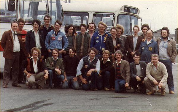 First International, Scotland/Wales/Ireland 1981
